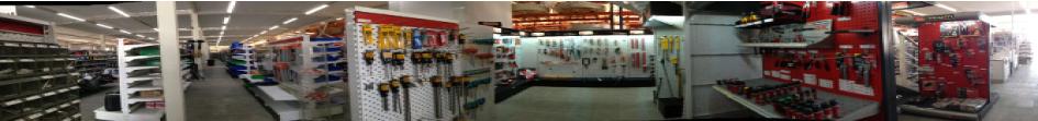 Suministres Tecnics, S. L. - Imagen interior de tienda - Pie de página.